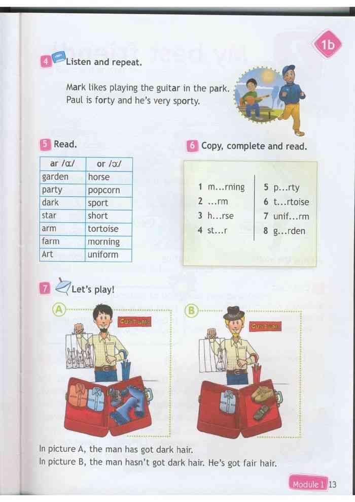 spotlight 4 класс учебник скачать бесплатно pdf