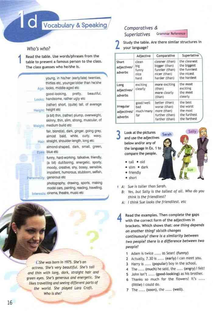 Английский язык рабочая тетрадь 8 класс spotlight учебник гдз.
