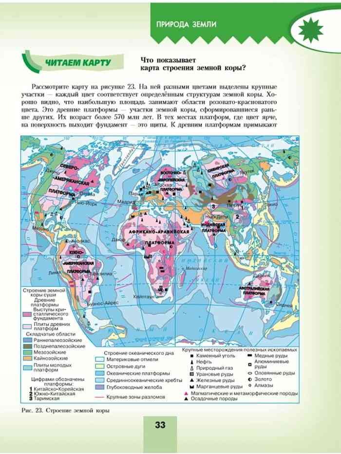 готовимся к экзамену экспресс контроль география 9 класс ответы учебник