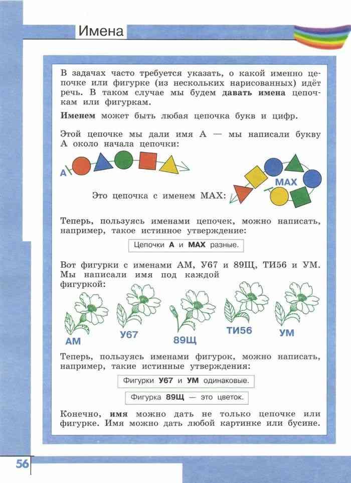 Решение задач информатика 3 класс семенов рудченко термех бесплатное решение задач
